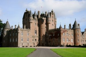 GB glamis castle