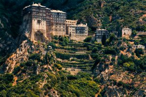 Grecia Athos 1