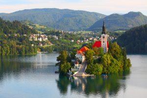 SLOVENIA bled 1