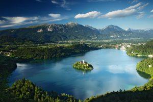 SLOVENIA bled 2