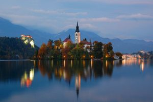 SLOVENIA bled 3