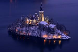 SLOVENIA bled 7