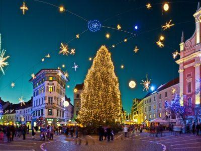 SLOVENIA mercatini lubiana 1