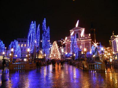 SLOVENIA mercatini lubiana 2