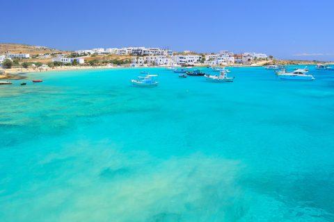 ALLA SCOPERTA DELLE CICLADI estate 2018  Mykonos-Naxos-Koufonissi-Santorini