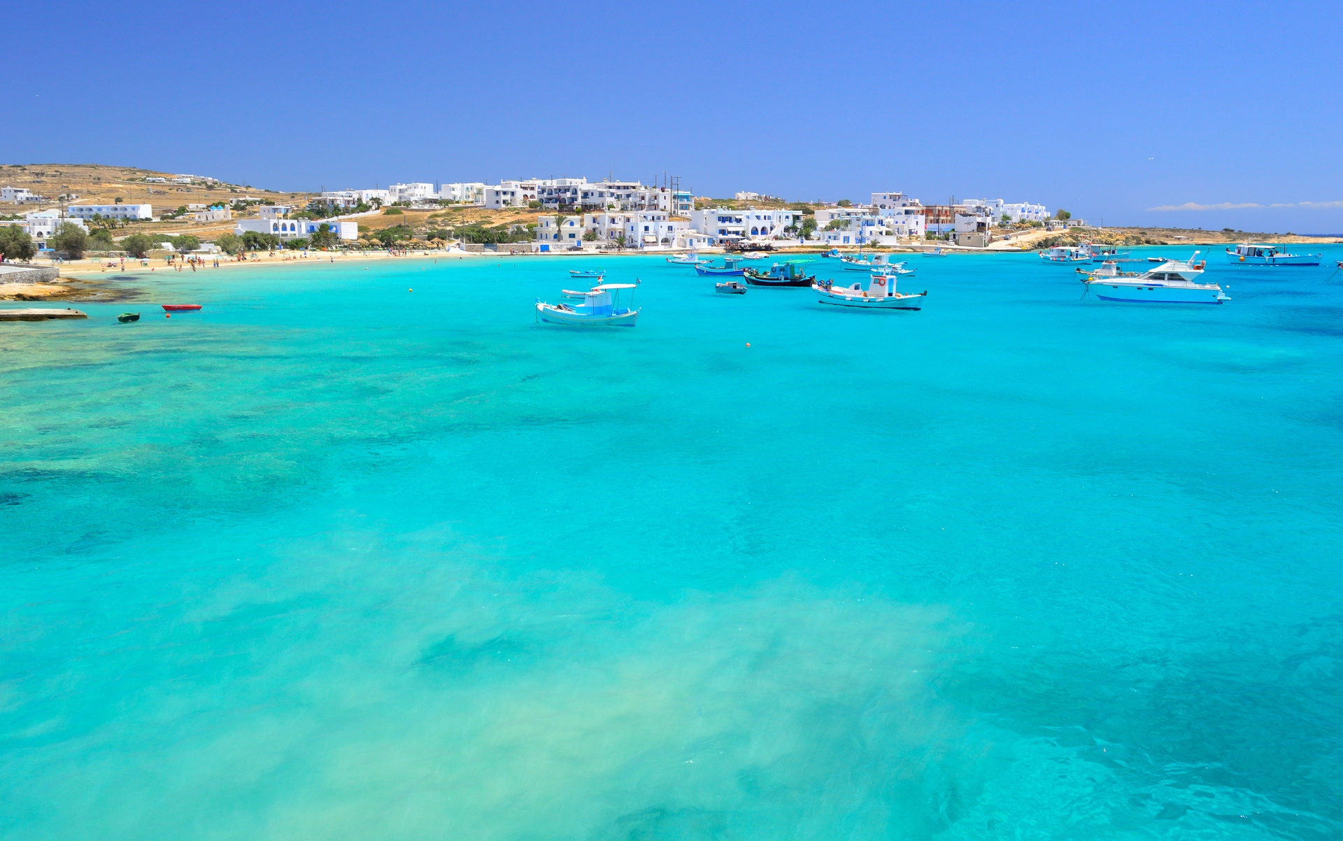 ALLA SCOPERTA DELLE CICLADI estate 2019  Mykonos-Naxos-Koufonissi-Santorini