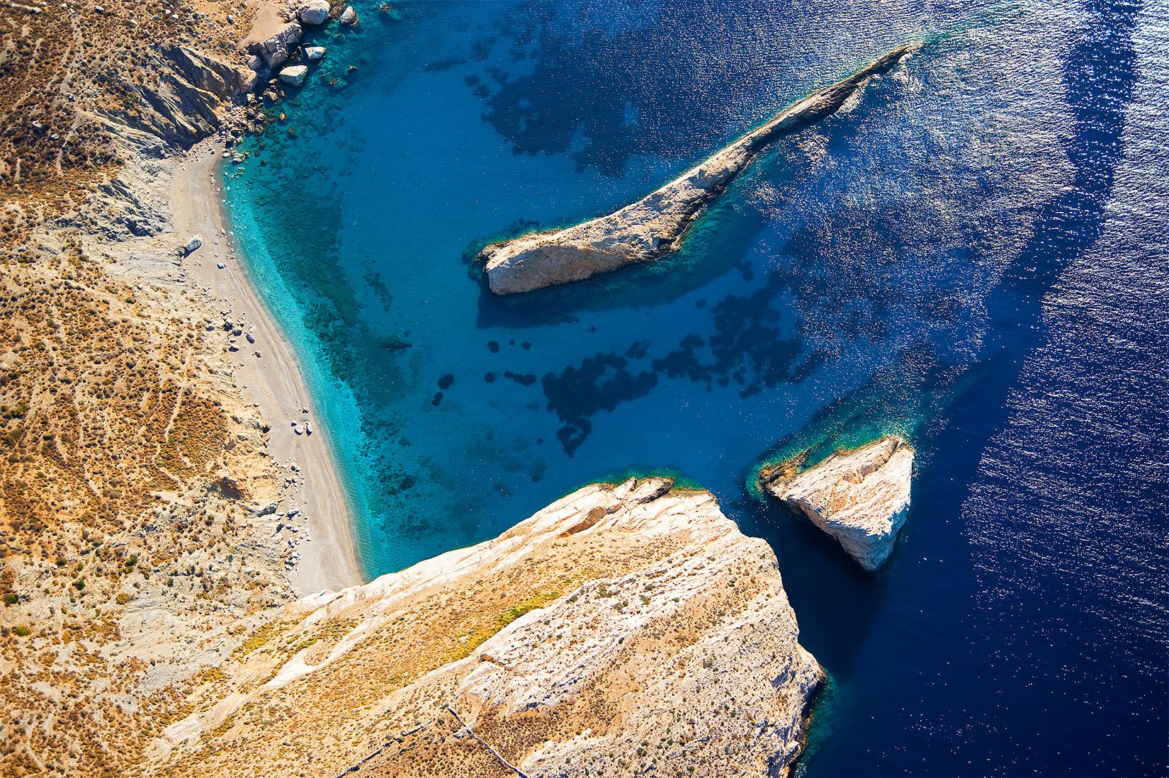 ALLA SCOPERTA DELLE CICLADI Estate 2019  Santorini-Folegandros-Naxos-Santorini