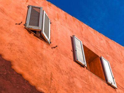 Facade Architecture Shutter Cassis Window Building
