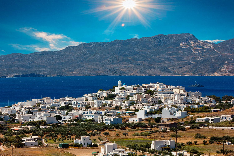 ALLA SCOPERTA DELLE CICLADI Estate 2019  Atene-Pireo-Serifos-Milos-Pireo-Atene