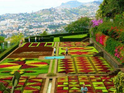 Portogallo - Madeira-Island-Gardens